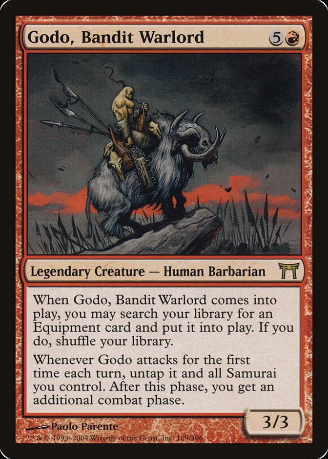 Godo, Bandit Warlord [CHK]