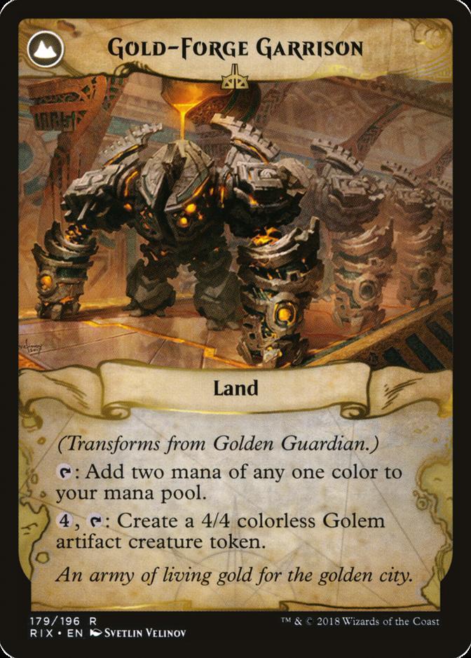 Gold-Forge Garrison [RIX]