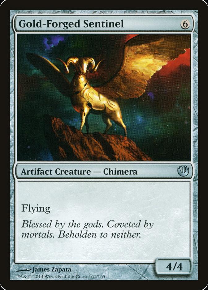 Gold-Forged Sentinel [JOU]