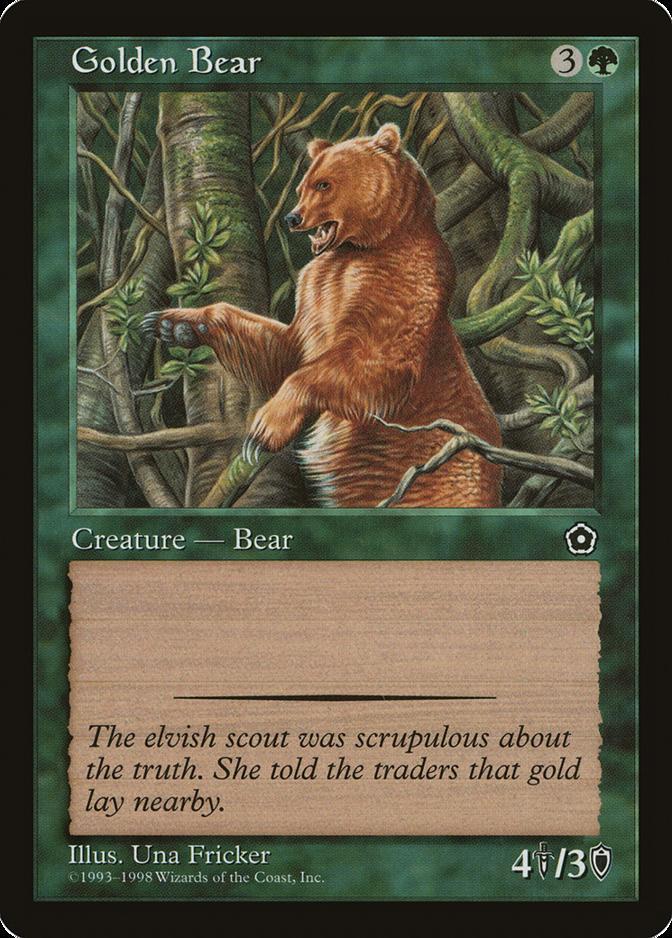 Golden Bear [PO2]