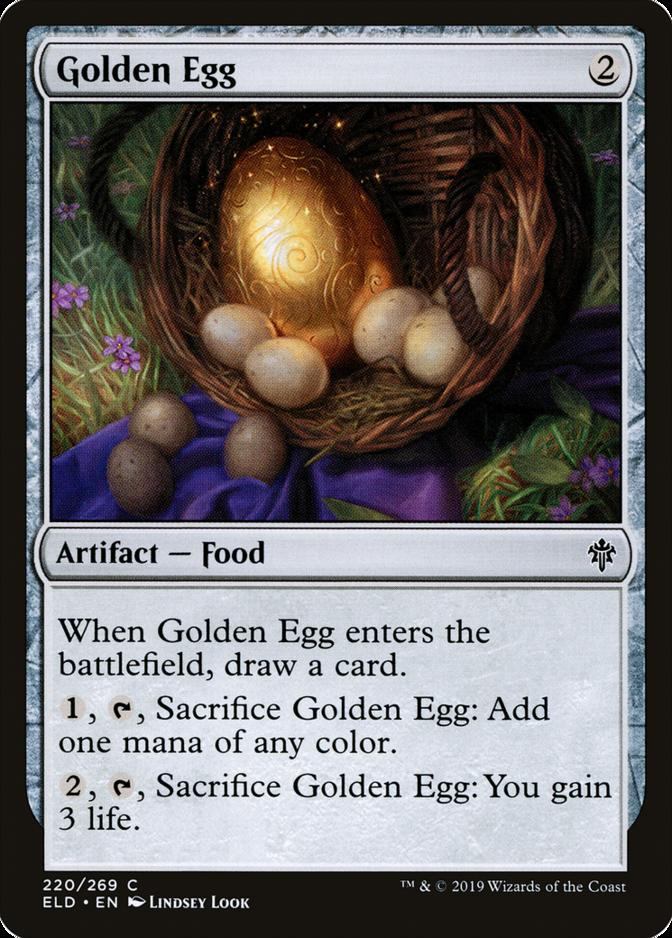 Golden Egg [ELD]