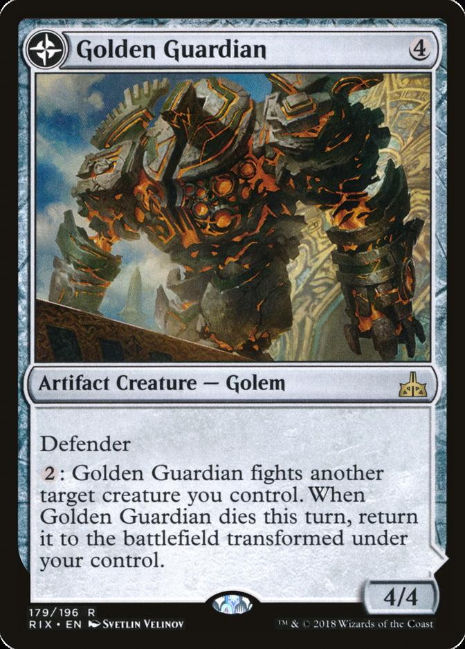 Golden Guardian [RIX]