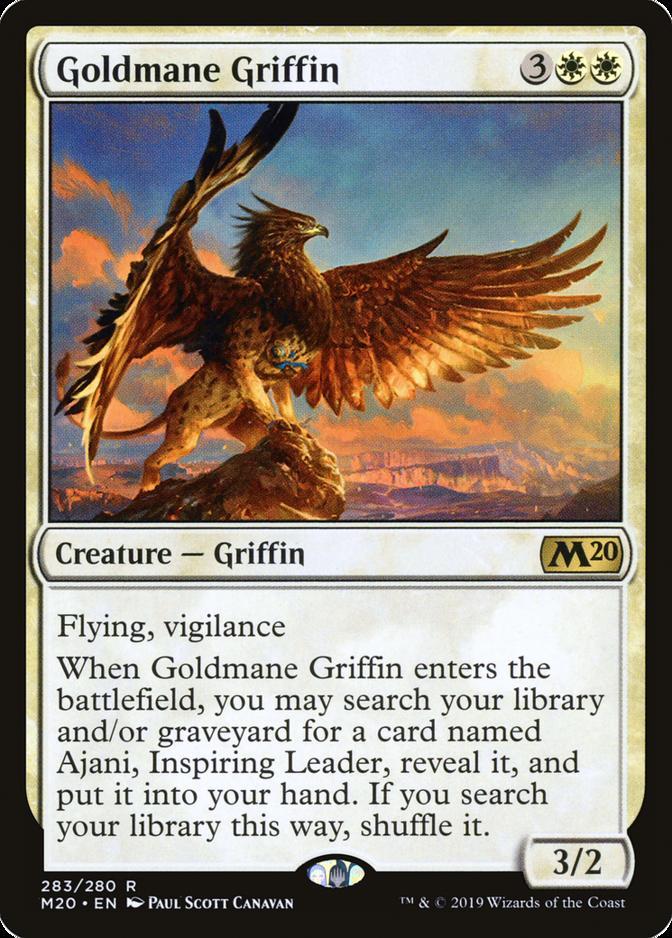 Goldmane Griffin [M20]