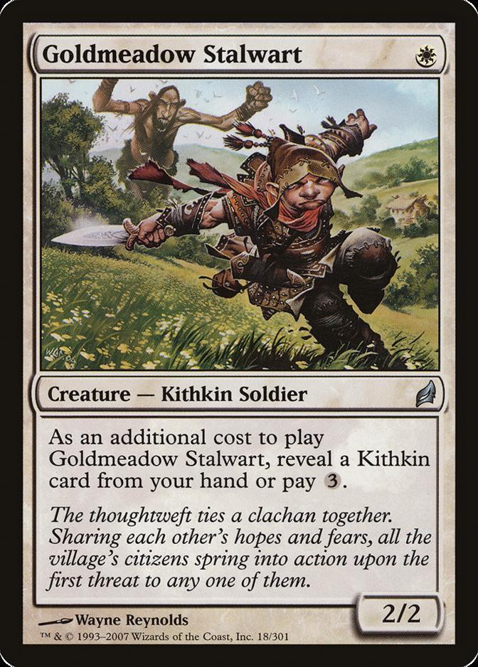 Goldmeadow Stalwart [LRW]