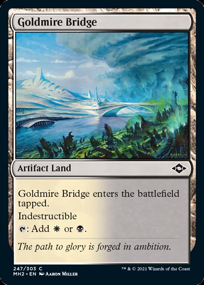 Goldmire Bridge [MH2]