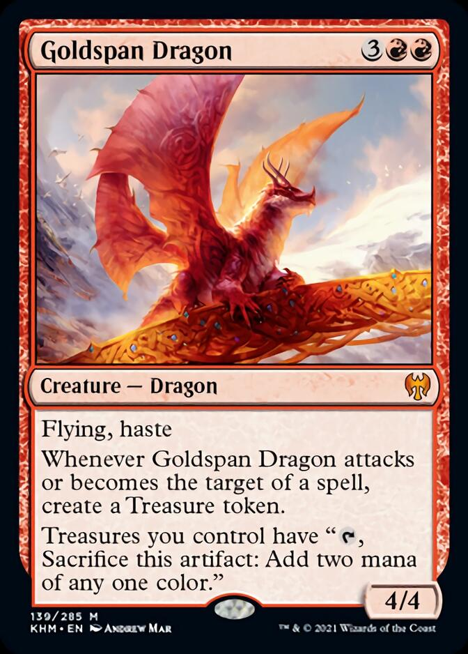 Goldspan Dragon [KHM]