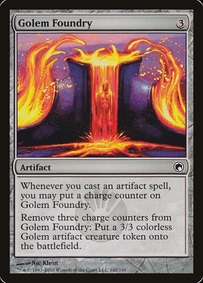 Golem Foundry [SOM]