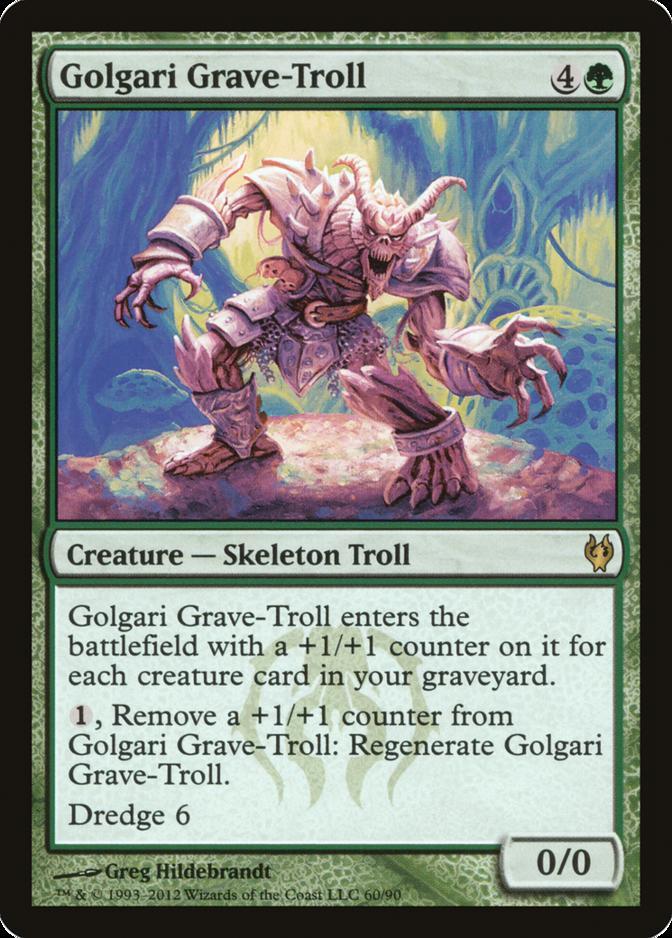 Golgari Grave-Troll [DDJ]