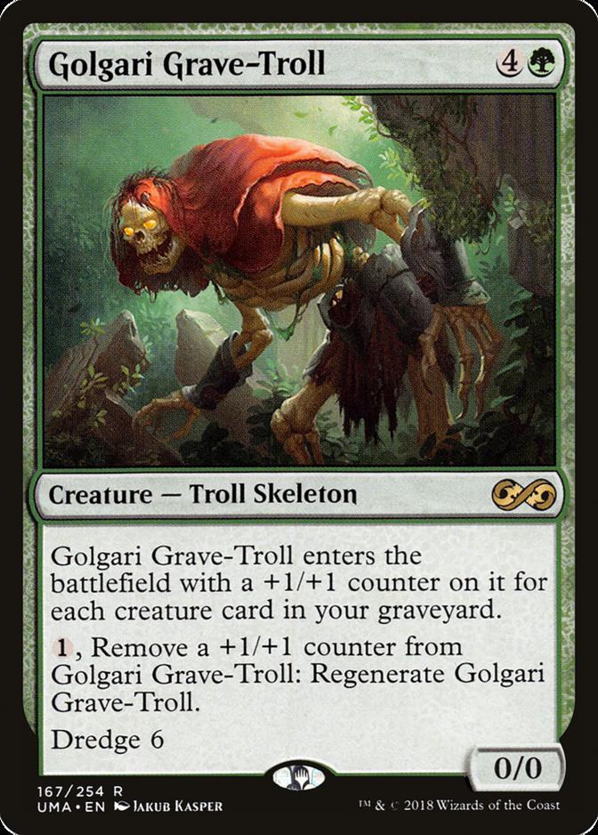 Golgari Grave-Troll [UMA]