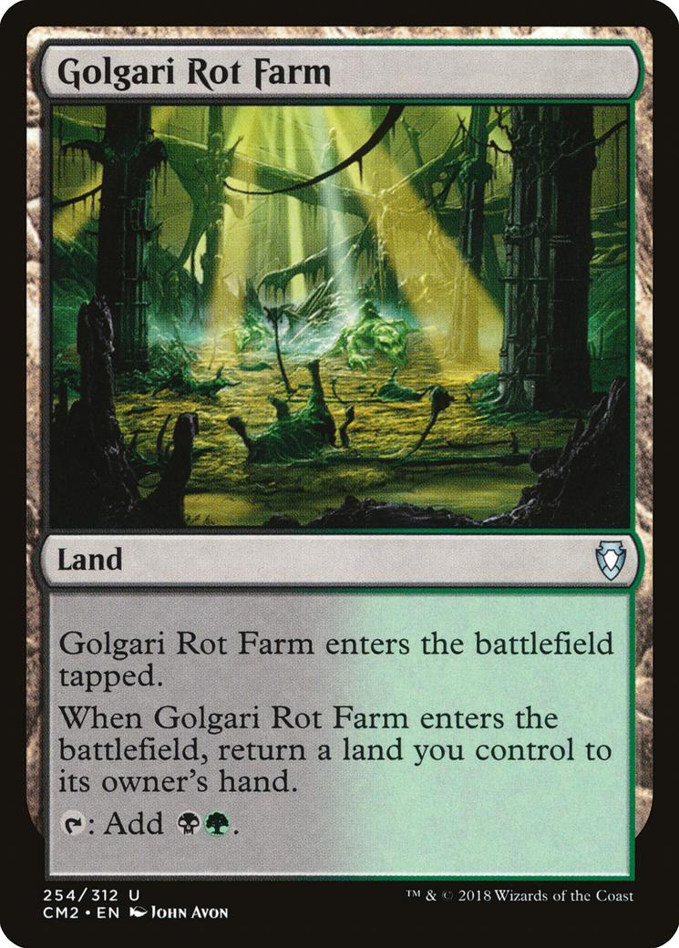 Golgari Rot Farm [CM2]