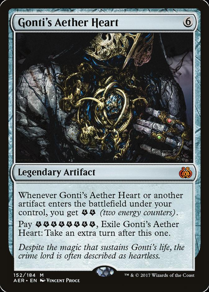 Gonti's Aether Heart [AER]