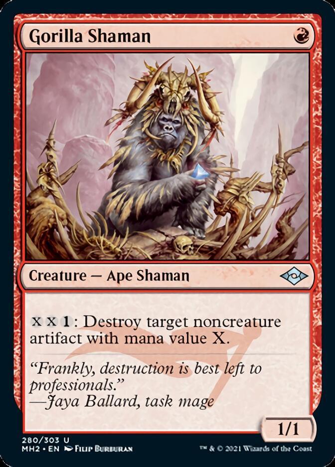 Gorilla Shaman [MH2]