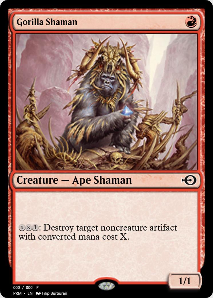 Gorilla Shaman [PRM]