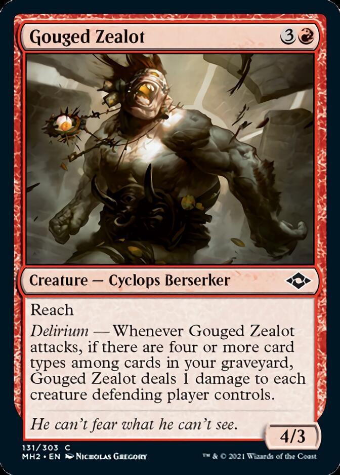 Gouged Zealot [MH2]