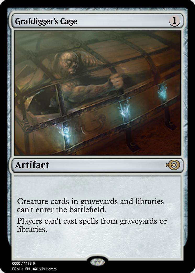 Grafdigger's Cage [PRM]