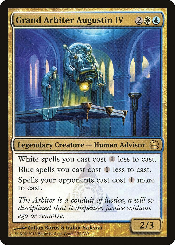 Grand Arbiter Augustin IV [MMA]