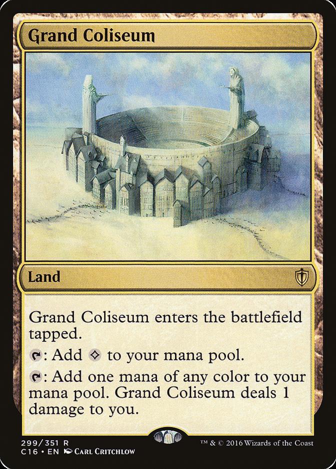 Grand Coliseum [C16]