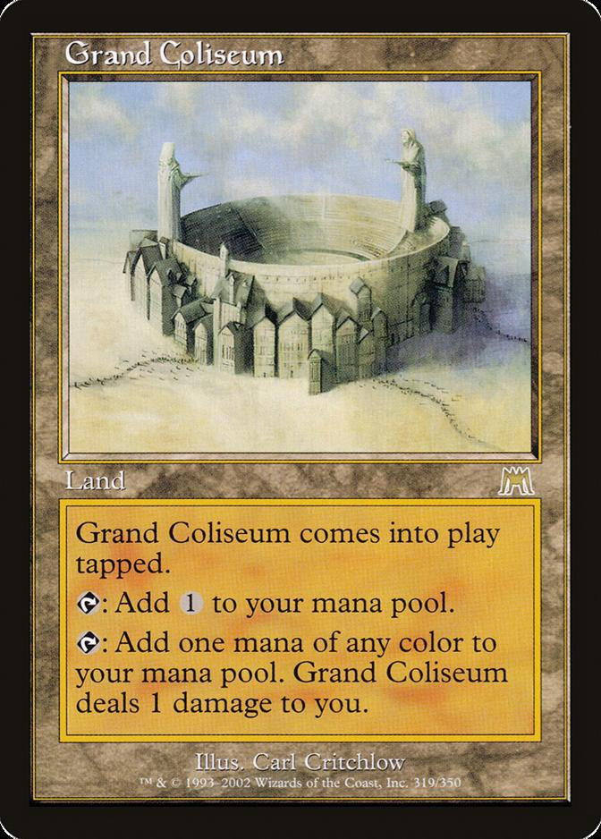 Grand Coliseum [ONS]