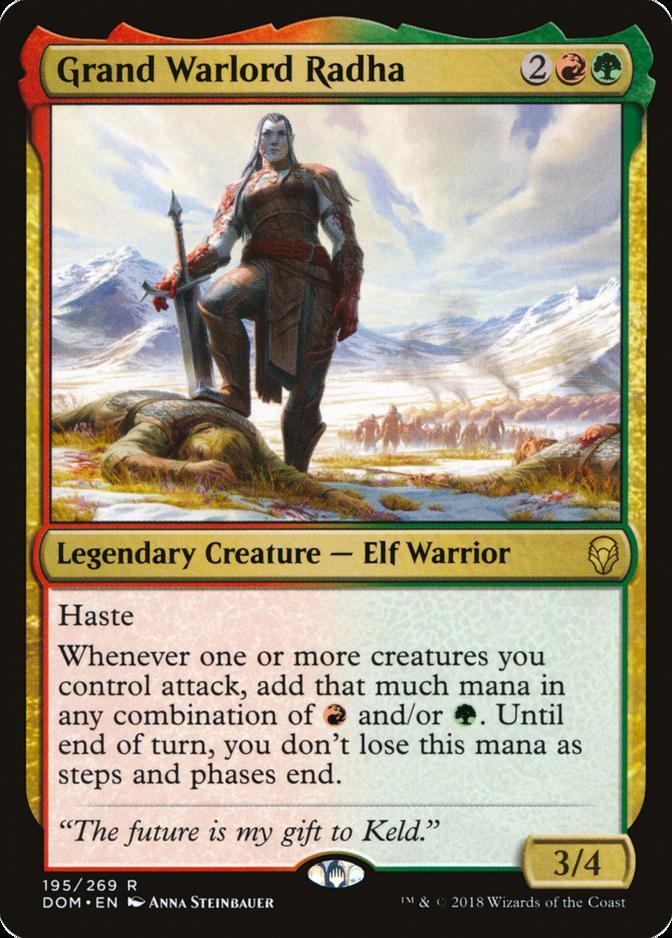 Grand Warlord Radha [DOM]