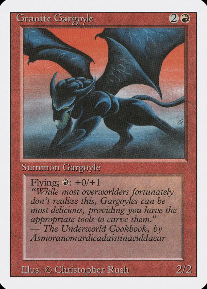 Granite Gargoyle [3ED]