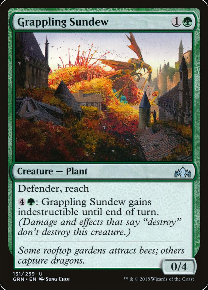 Grappling Sundew [GRN]