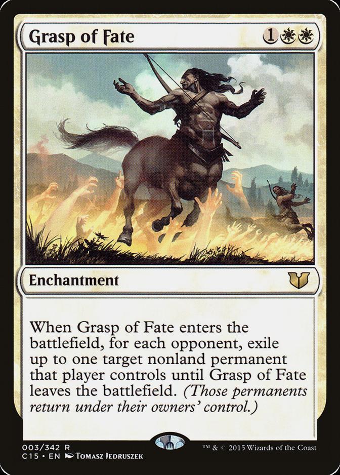 Grasp of Fate [C15]