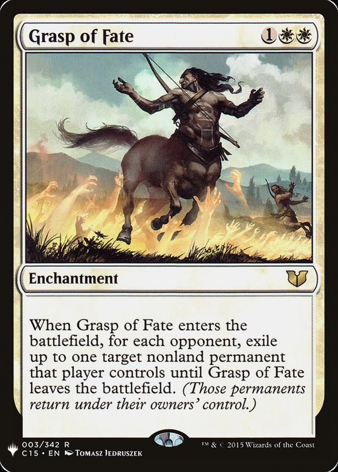 Grasp of Fate [MB1]