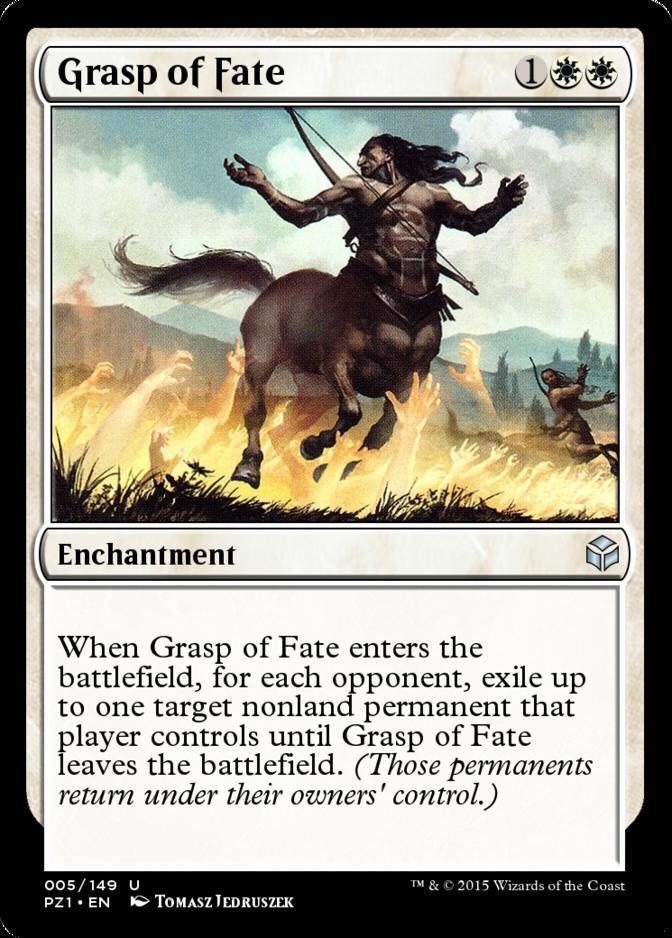 Grasp of Fate [PZ1]