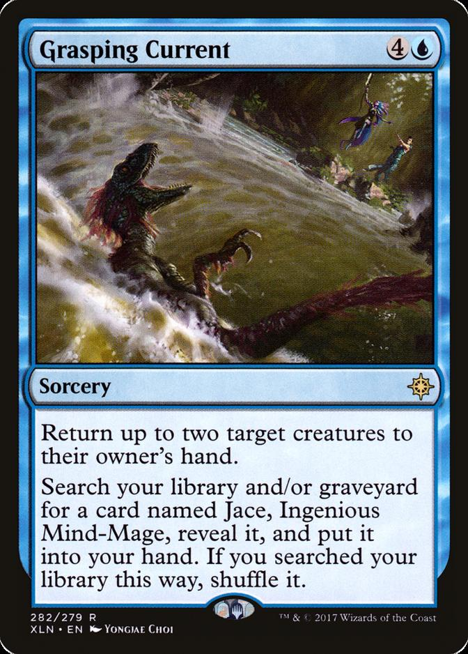Grasping Current [XLN]