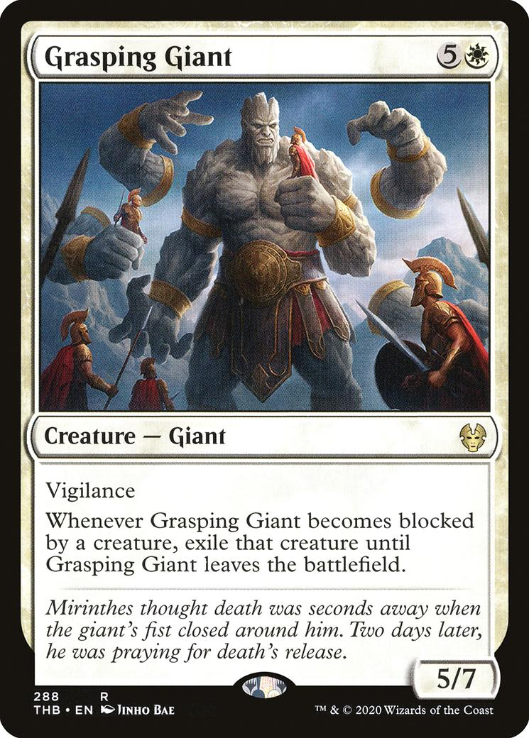 Grasping Giant [THB]
