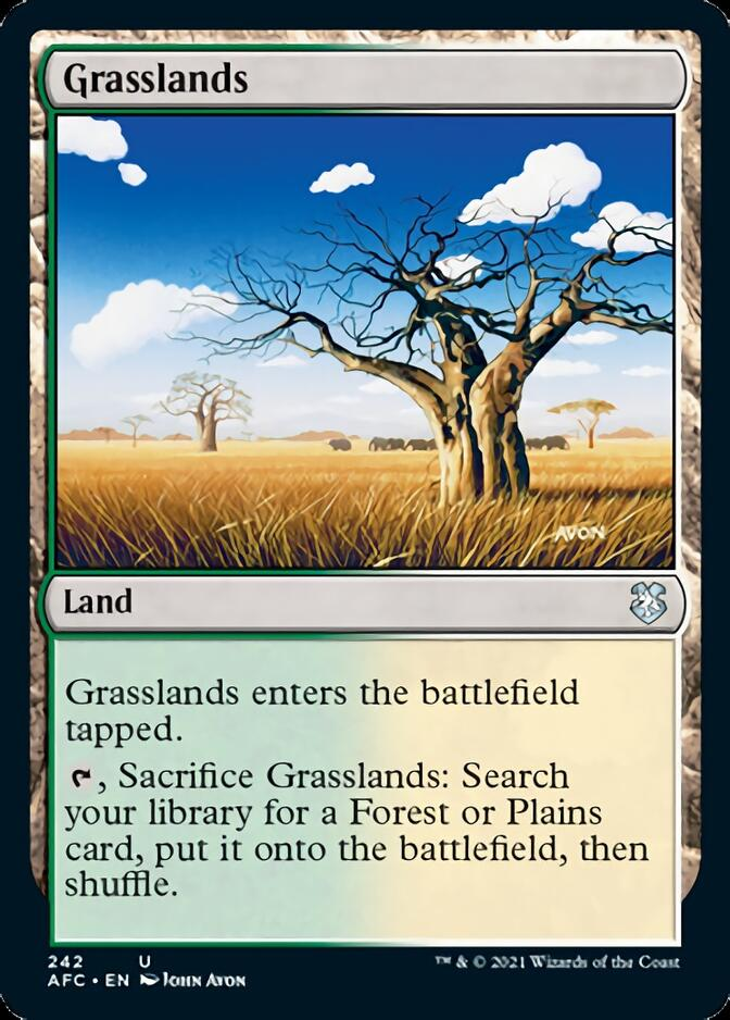 Grasslands [AFC]