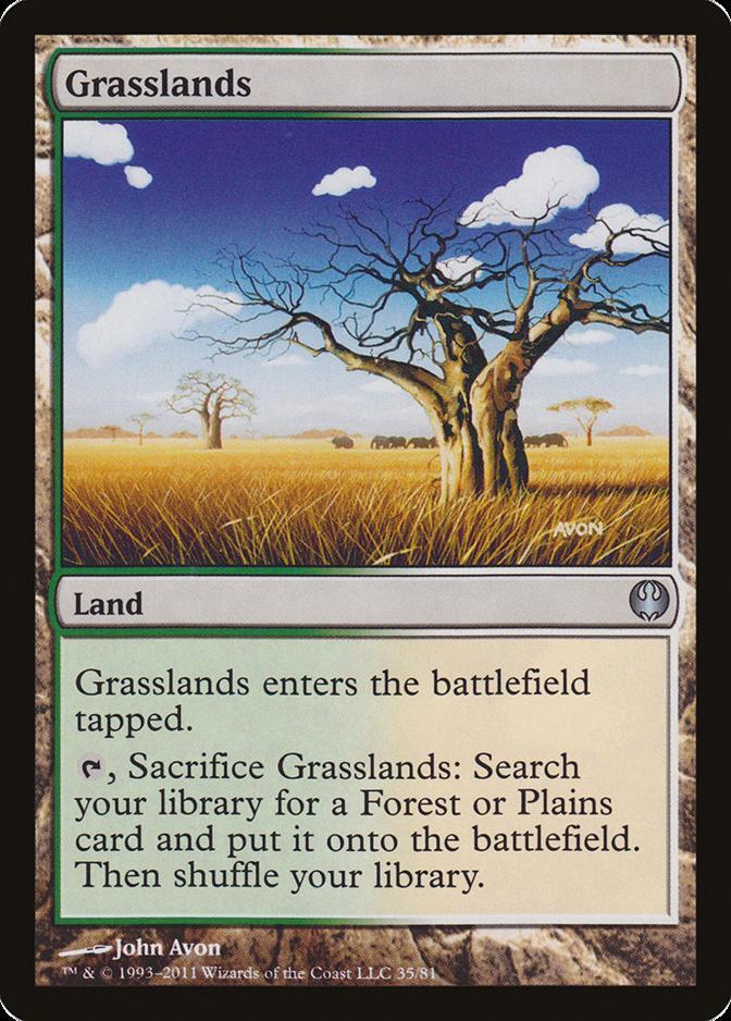 Grasslands [DDG]