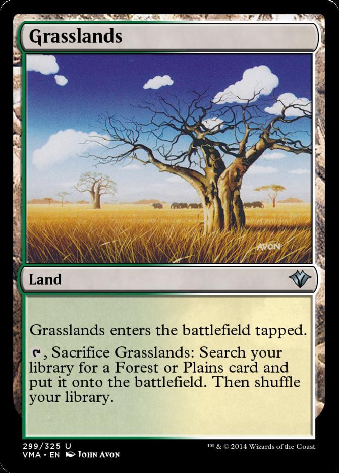 Grasslands [VMA] (F)