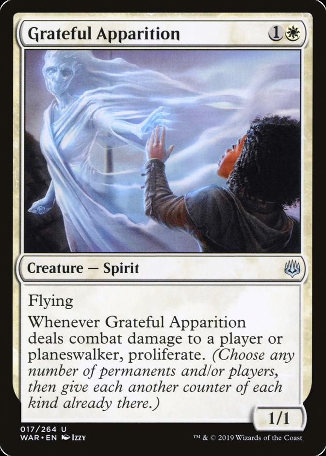 Grateful Apparition [WAR]