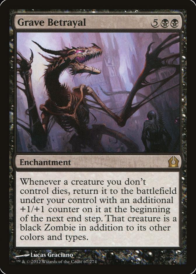Grave Betrayal [RTR]