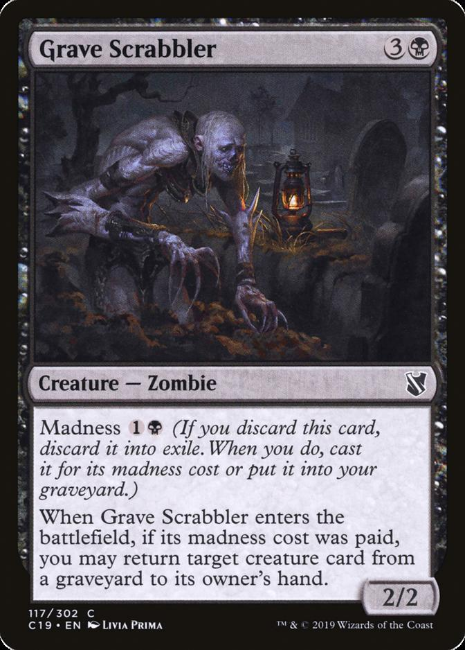 Grave Scrabbler [C19]