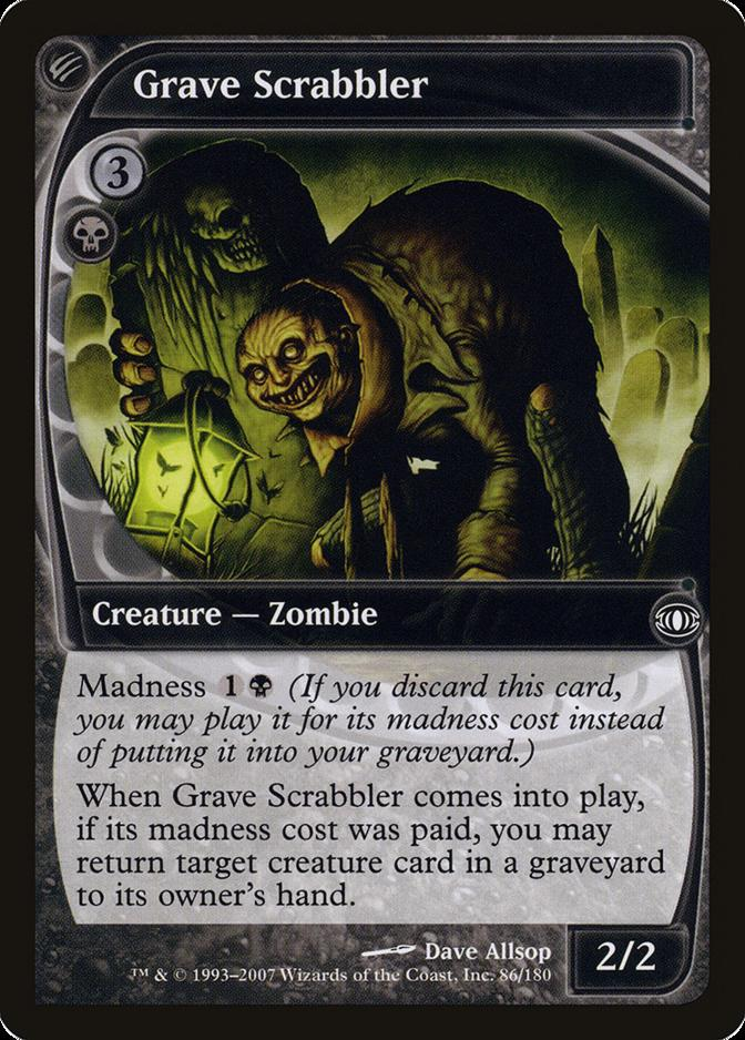 Grave Scrabbler [FUT] (F)