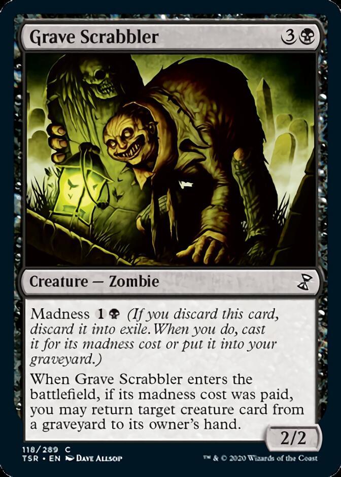 Grave Scrabbler [TSR]