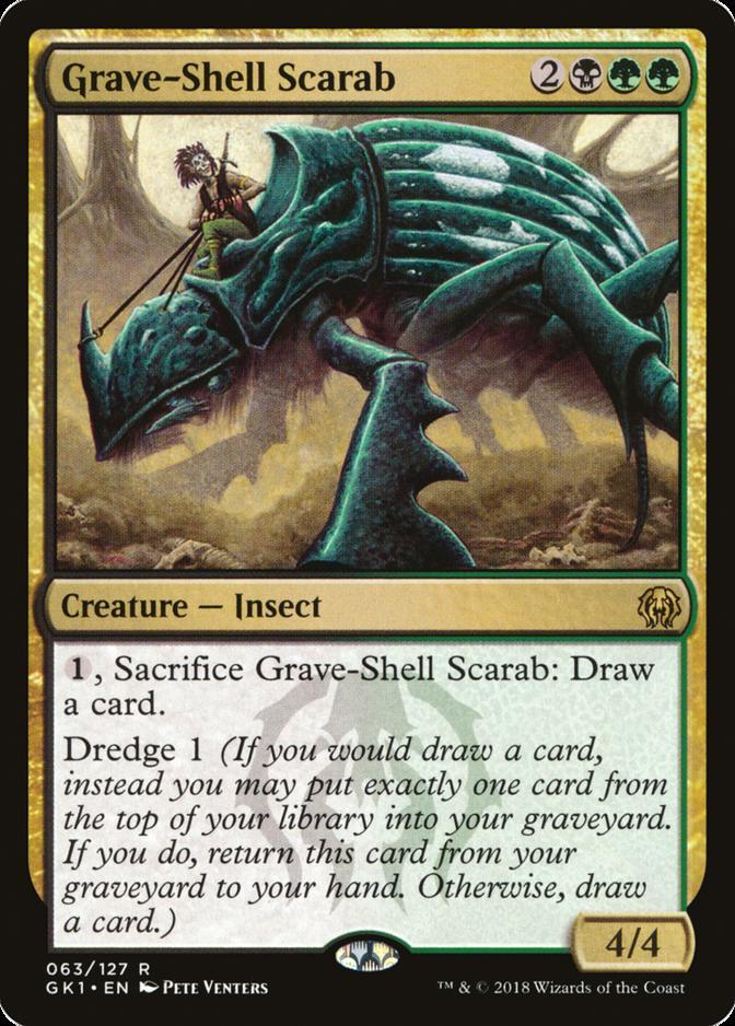 Grave-Shell Scarab [GK1]