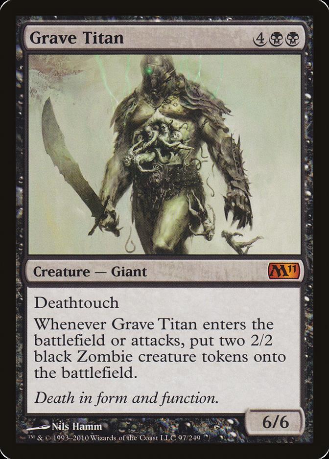 Grave Titan [M11]