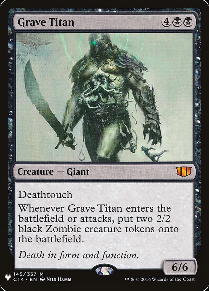 Grave Titan [MB1]