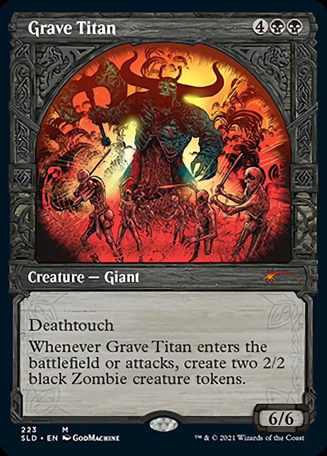 Grave Titan [SLD] (F)