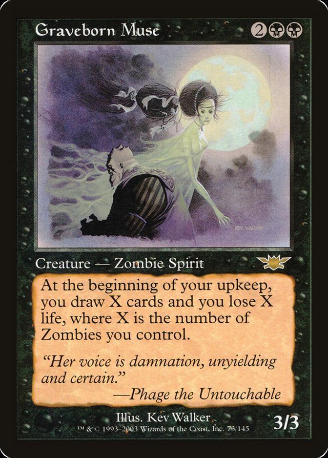 Graveborn Muse [LGN]