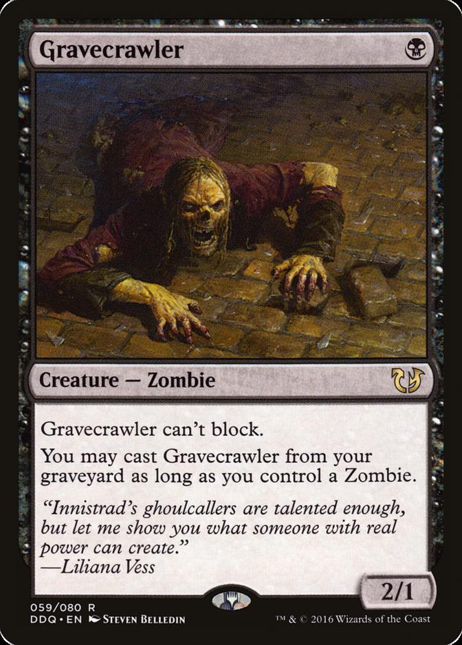 Gravecrawler [DDQ]
