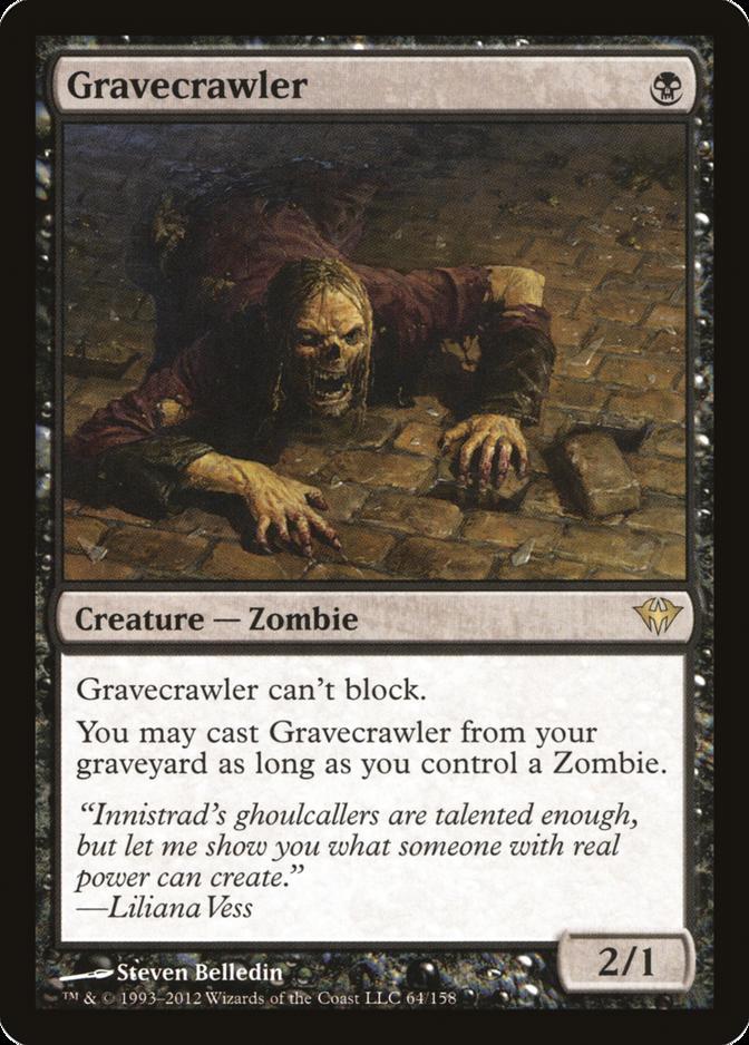 Gravecrawler [DKA]