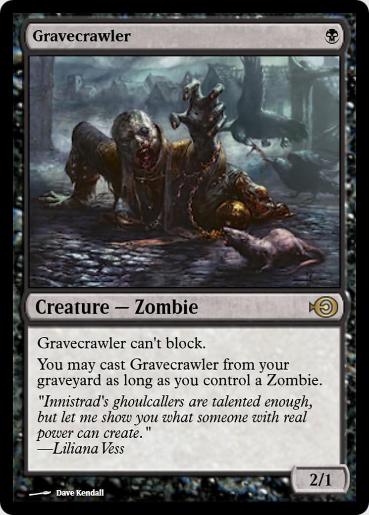Gravecrawler [PRM] (F)