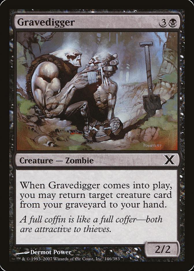 Gravedigger [10E] (F)