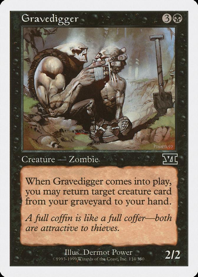 Gravedigger [6ED]