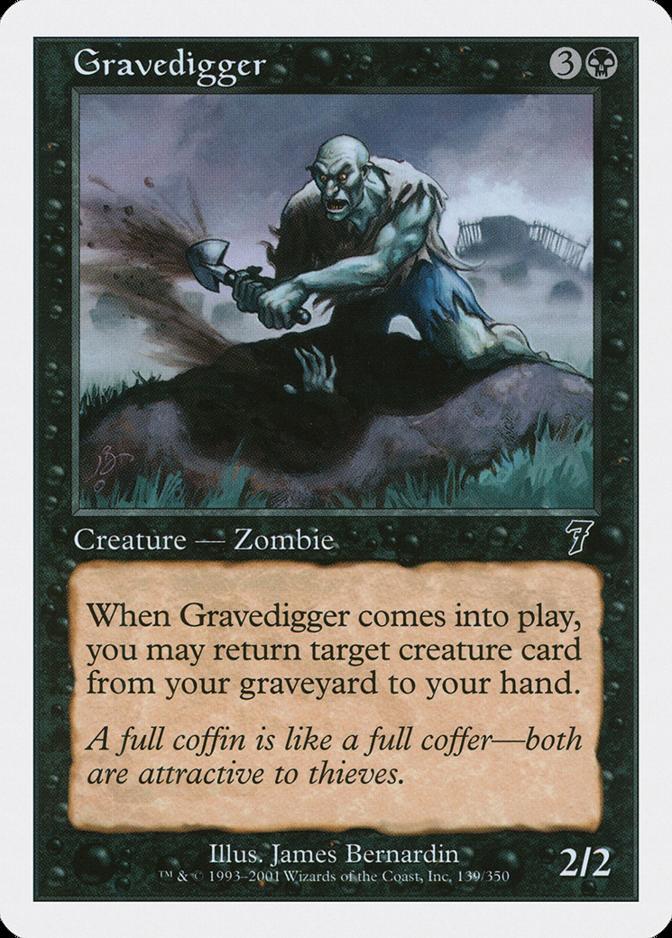 Gravedigger [7E] (F)