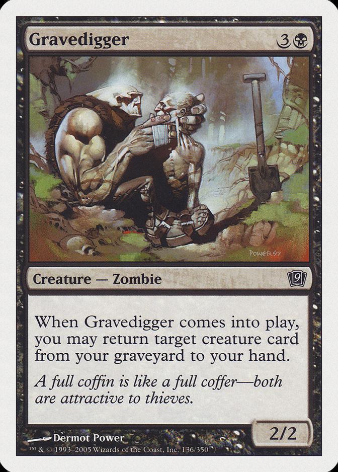 Gravedigger [9ED]